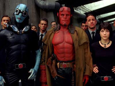 Hellboy 3 Tidak Akan  Diproduksi