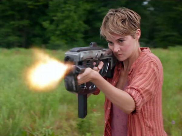 Trailer Insurgent Pertama Berikan Cuplikan Petualangan Tris dan Pejuang Kebebasan