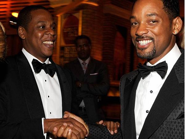 Jay-Z dan Will Smith Produksi Serial Anti Rasisme