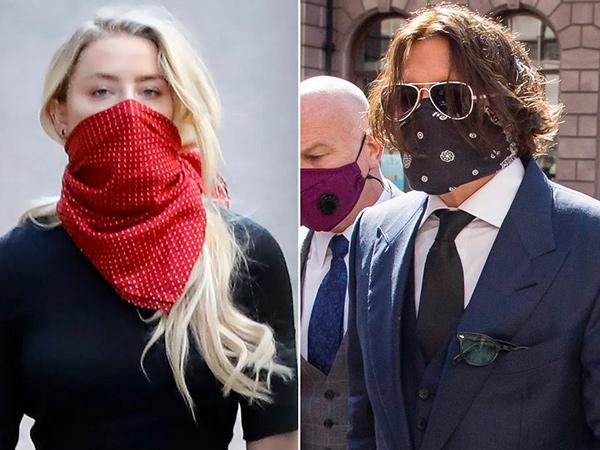 Johnny Depp Ungkap Insiden Amber Heard Buang Kotoran di Ranjang