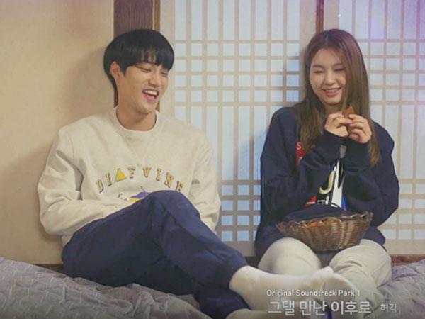 Romantisnya Adegan Kai EXO Lamar Kim Jin Kyung di Drama 'Andante'