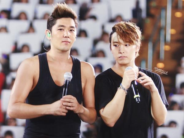 Ini Jawaban Kangin Soal Rencana Menikah dan Pernikahan Sungmin Super Junior