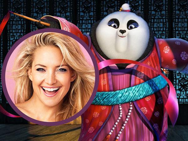 Gantikan Rebel Wilson, Kate Hudson Konfirmasi Suarakan 'Pacar' Po Di 'Kung Fu Panda 3'