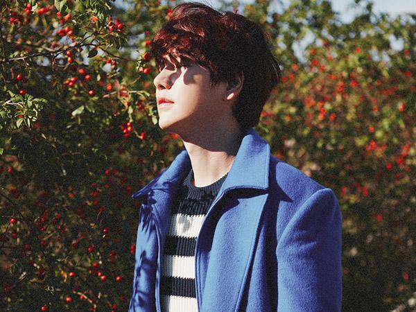 Promosi Bareng Amber f(x), Kyuhyun Super Junior Umumkan Perilisan Album Musim Gugurnya!