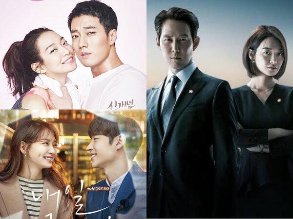 Selain Kim Seon Ho, Ini 5 Aktor Lawan Main Shin Min Ah di Drama Korea