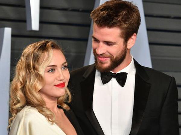 Konfirmasi Kabar Berpisah, Liam Hemsworth Kirim Doa untuk Miley Cyrus
