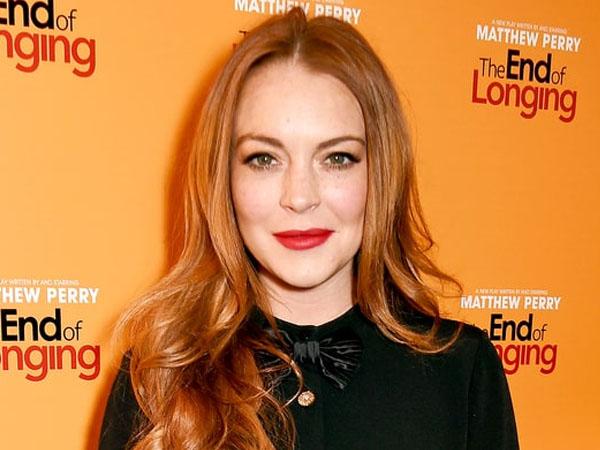 Unggah Foto Mesra, Lindsay Lohan Resmi Pacari Pengusaha Real Estate Asal Rusia?