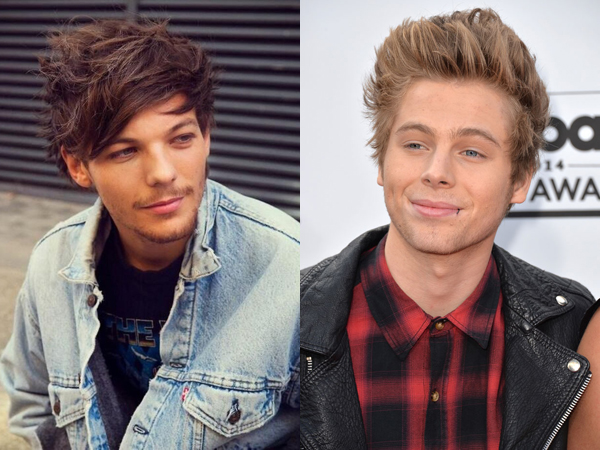 Vokalis 5 Seconds Of Summer akan Gantikan Louis Tomlinson di One Direction?