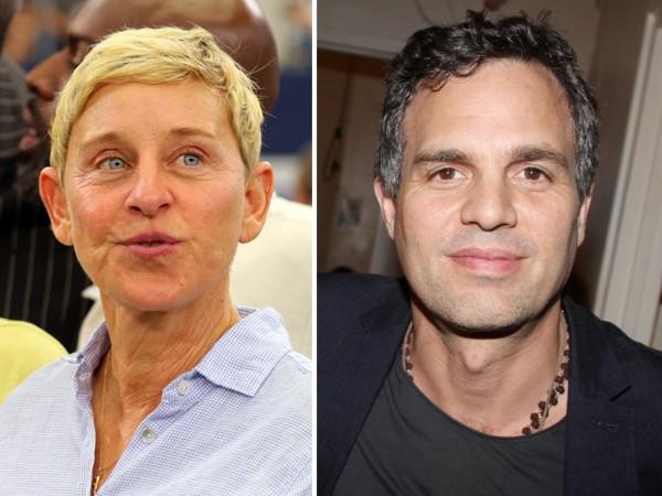 Mark Ruffalo 'Tampar' Ellen DeGeneres Lewat Tweetnya Ini