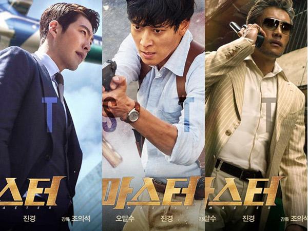Belum Tayang, Film Lee Byung Hun, Kang Dong Won dan Kim Woo Bin Sudah Terjual di 31 Negara!