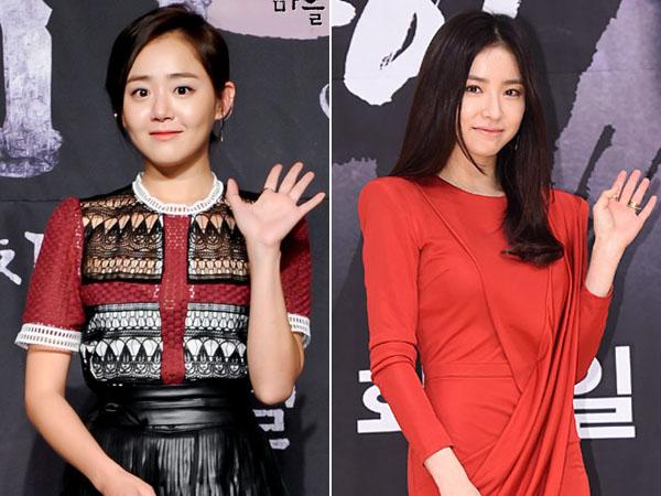 Aktingnya Memukau, Moon Geun Young dan Shin Se Kyung Jadi Aktris Andalan Dua Drama SBS