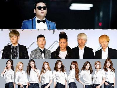 Siapakah 3 Idola K-Pop dengan Penghasilan Tertinggi Selama Karirnya di Tahun 2012?