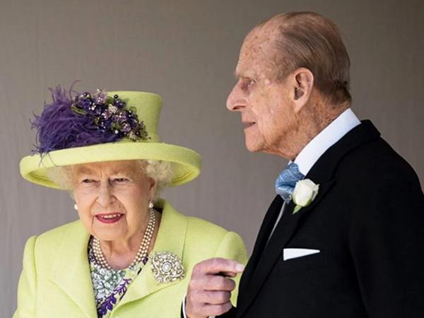 Kerajaan Inggris Bagikan Foto Pangeran Philip yang Belum Pernah Diungkap