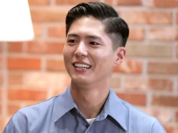 Park Bo Gum Jadi Chef Sehari di Acara Memasak Militer