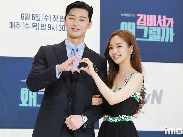 Park Seo Joon dan Park Min Young Dikabarkan Sudah 3 Tahun Pacaran!
