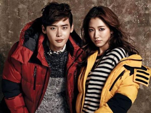 Baru Awal Tayang, Lee Jong Suk & Park Shin Hye Sudah Berciuman di 'Pinocchio'?