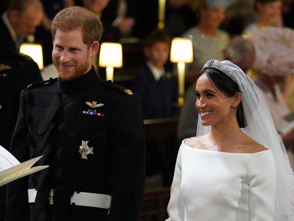Ups, Dua Pelanggaran Ini Dilakukan Oleh Pangeran Harry di Pernikahannya!