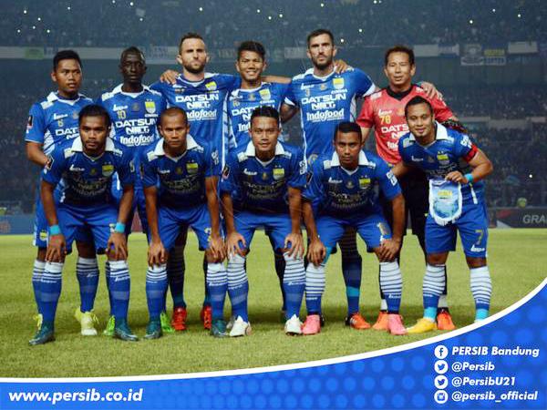 Taklukan Sriwijaya FC, Persib Bandung Juara Piala Presiden 2015