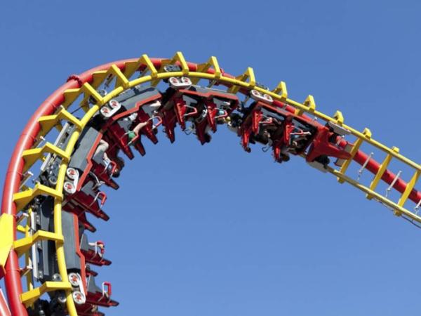 Setelah Naik Roller Coaster, Bocah 4 Tahun Ini Kena Stroke