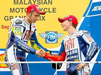 Persaingan Rossi-Lorenzo Bakal Repotkan Yamaha