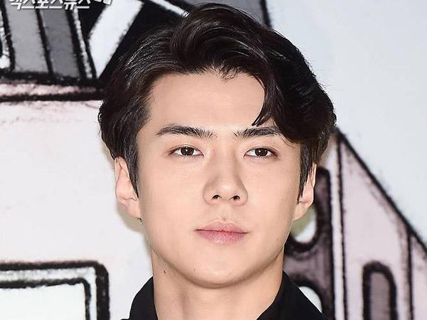 Bikin Fans Histeris, Intip Aksi Bela Diri Sehun EXO di Teaser Perdana Web-Film 'Dokgo Rewind'