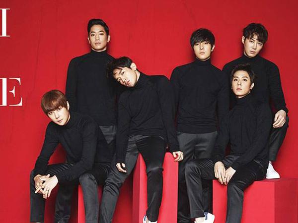 Grup Idola K-Pop Senior Shinhwa Segera Ramaikan Comeback Tahun Ini!