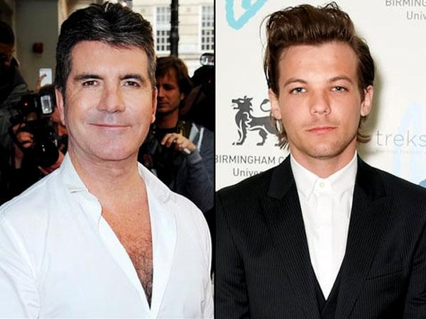 Kerja Bareng Simon Cowell, Louis Tomlinson Siap Bentuk Girlband Baru!