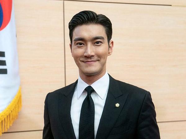 Siwon SJ Minta Maaf Usai Tweet Tentang Hongkong Tuai Kritikan