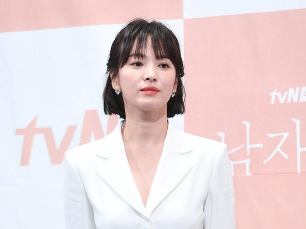 Heboh Berita Cerai, Song Hye Kyo Dapat Tawaran Bintangi Film Baru