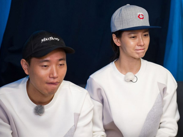 Tak Tahan, Song Ji Hyo Akhirnya Tangisi Kepergian Gary dari 'Running Man' di Episode Terakhirnya