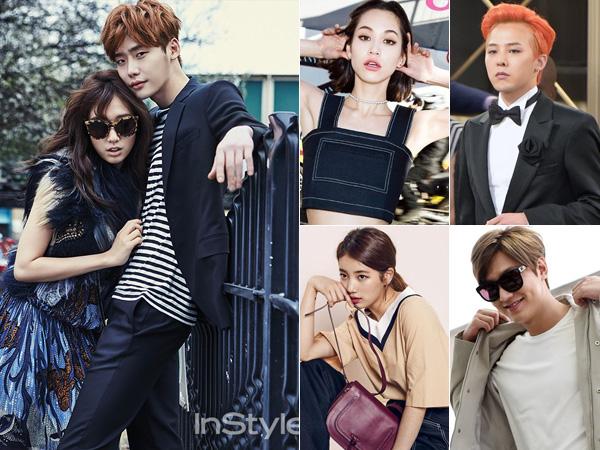 Inilah 7 Pasangan Seleb Korea yang Dikenal Paling Stylish