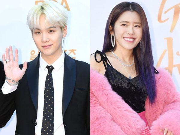 Bantah Rumor Pacaran dengan Suga BTS, Suran Ungkap Frustrasi Diserang Netizen