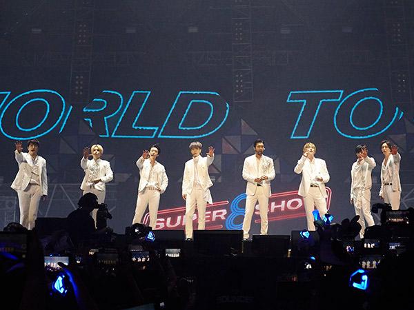Super Junior Sampaikan Duka Cita Atas Gempa Filipina, Usai Konser di Manila Pekan Kemarin