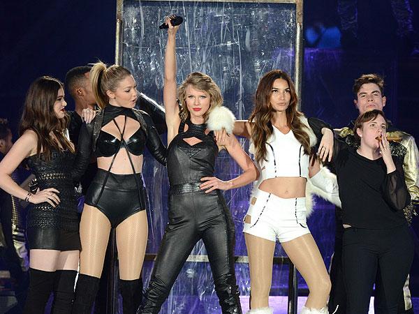 Ulang Tahun Ke-27, Taylor Swift Banjir Ucapan Ultah dari Geng Selebnya