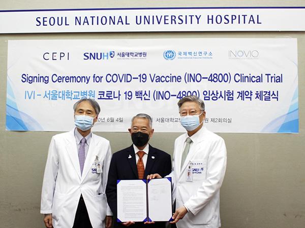 Korea Selatan Mulai Uji Klinis Vaksin COVID-19 di Bulan Ini