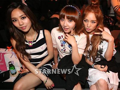Seleb K-Pop Ramaikan Seoul Fashion Week 2013