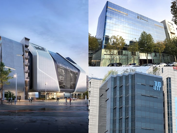 5 Gedung Agensi Korea yang Dinilai Paling Mewah