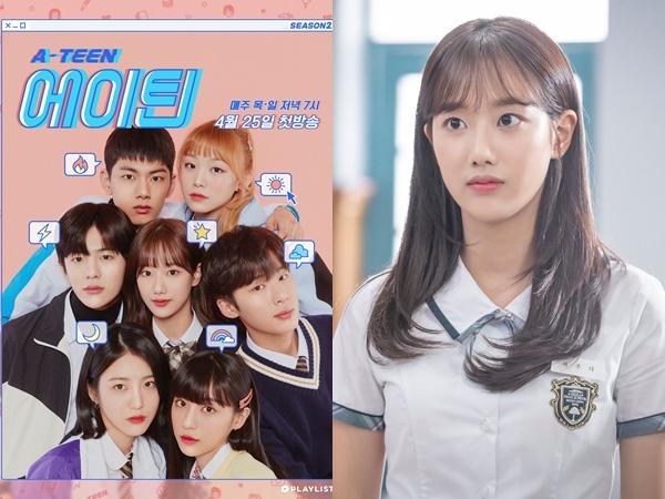 5 Drama Korea yang Dibintangi Naeun APRIL