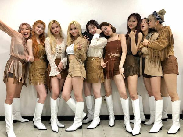 Klarifikasi SBS Terkait Kontroversi Video Encore TWICE di 'Inkigayo'