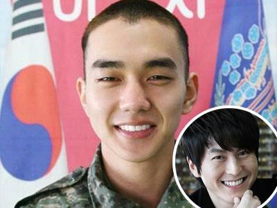 Anggota Real Men Ingin Bertemu Dengan Yoo Seung Ho di Kamp Militer