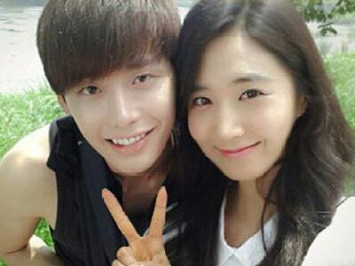 Wah, Lee Jong Suk Pernah Gigit Lengan Yuri SNSD?