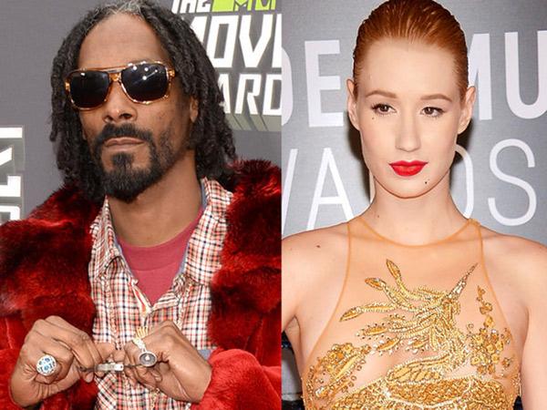 Usai Hina Wajah Tanpa Makeup Iggy Azalea, Snoop Dogg Minta Maaf