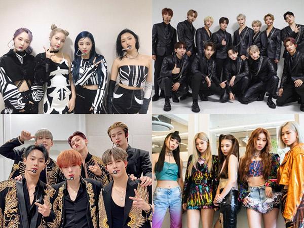 SBS Umumkan Line-up Pertama Konser Online, Ada SEVENTEEN Hingga ITZY