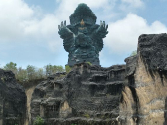 Yeay, Dua Lantai Patung Ikonik GWK Bali Akan Dibuka untuk Wisatawan Tahun depan!