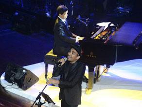 Konser 'Tanda Mata' Glenn Fredly Didedikasikan untuk Korban Gempa Palu-Donggala