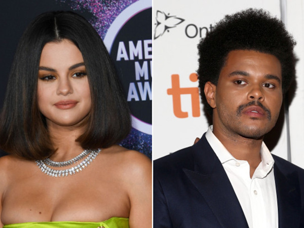 'Like Selena', Lagu Ciptaan Terbaru The Weeknd untuk Selena Gomez?
