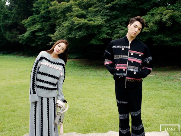 Dara 2NE1 dan Seungyoon WINNER Jalani Pemotretan Sebagai Aktor YG Entertainment