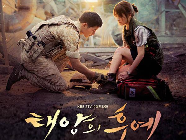 Kalahkan Drama SBS dan MBC, 'Descendants of the Sun' Raup Rating Tinggi di Episode Perdananya!