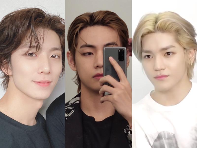 Gaya Rambut Mullet Idola K-Pop yang Jadi Tren Lagi, Yay or Nay?