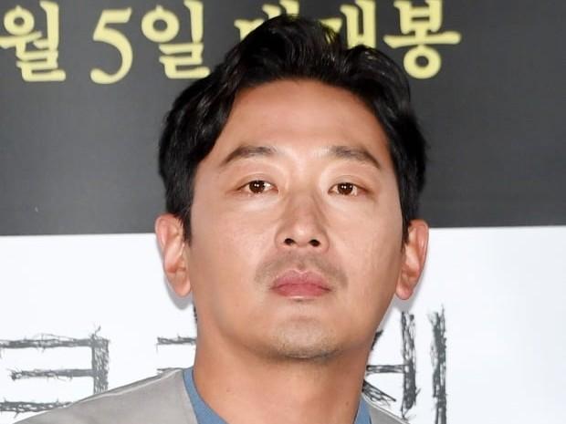 Ha Jung Woo Jadi Aktor yang Dicurigai Menggunakan Obat Psikoaktif